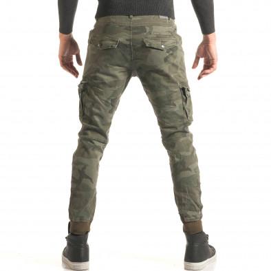 Pantaloni bărbați Always Jeans camuflaj it181116-78 3