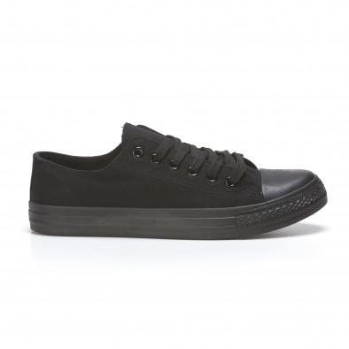 Pantofi sport bărbați FM  negri 110416-4 2