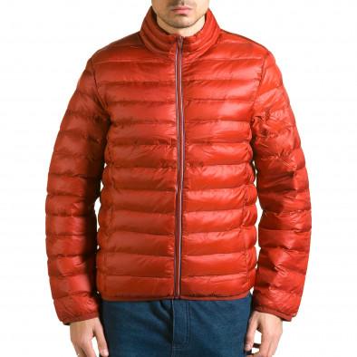 Geacă de iarnă bărbați Y-Two roșie it110915-4 2