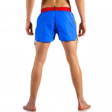 Costume de baie bărbați Justboy curcubeu it230415-22 3