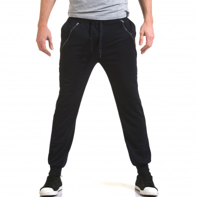 Pantaloni bărbați Eadae Wear albastru it090216-54 2