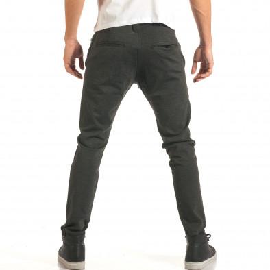Pantaloni bărbați Jack Berry gri it191016-80 3