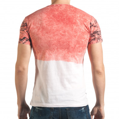 Tricou bărbați Lagos roz il140416-64 3
