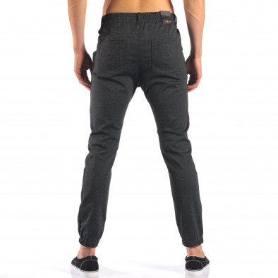 Pantaloni bărbați Jack Berry gri it160616-27 3