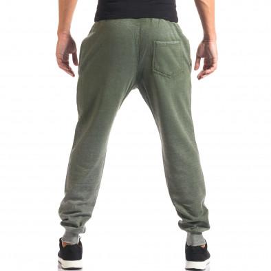 Pantaloni sport bărbați Marshall verde it160816-12 3