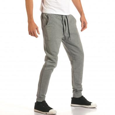 Pantaloni bărbați Roberto Garino gri it191016-25 4