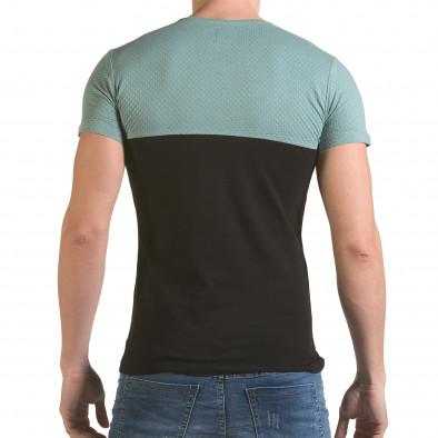 Tricou bărbați Click Bomb negru il170216-84 3