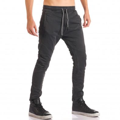 Pantaloni bărbați Y-Two gri it150816-11 4