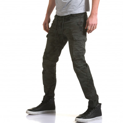 Pantaloni bărbați Yes Design camuflaj it090216-12 4