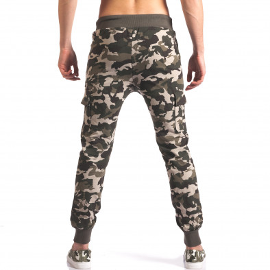 Pantaloni bărbați Black Fox camuflaj it250416-3 3