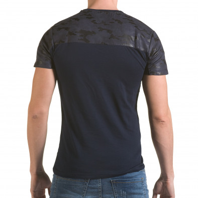 Tricou bărbați SAW camuflaj il170216-47 3