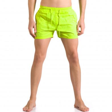 Costume de baie bărbați Bitti Jeans verde ca050416-3 2