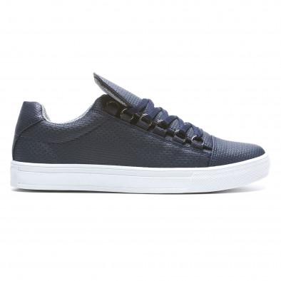 Pantofi sport bărbați Coner albaștri il160216-6 2