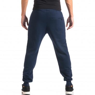 Pantaloni bărbați Marshall albastru it160816-10 3