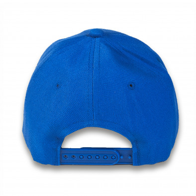 Șapcă bărbați Marshall albastră it220316-3 3