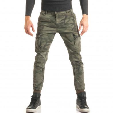 Pantaloni bărbați Always Jeans camuflaj it181116-78 2
