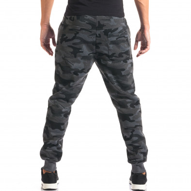 Pantaloni bărbați New Black camuflaj it160816-28 3