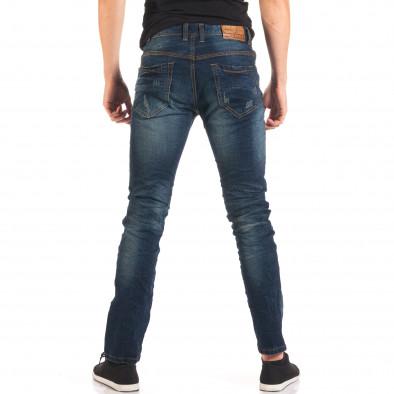 Blugi bărbați Flex Style albaștri it150816-34 3