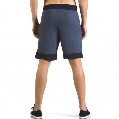 Pantaloni scurți bărbați Furia Rossa albaștri it110316-77 3