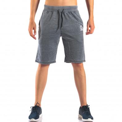 Pantaloni scurți bărbați Marshall gri it160616-1 2