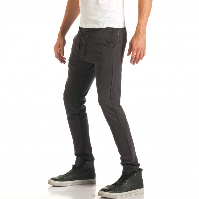 Pantaloni bărbați Jack Berry albaștri it191016-82 4