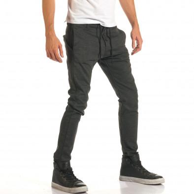Pantaloni bărbați Jack Berry gri it191016-80 4
