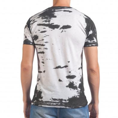Tricou bărbați Lagos alb il060616-53 3