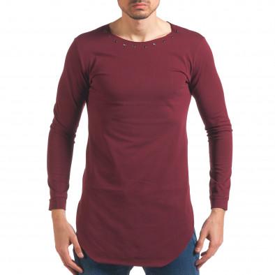Bluză bărbați Black Fox roșie it250416-80 2