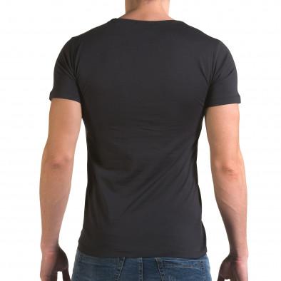 Tricou bărbați Lagos gri il120216-26 3