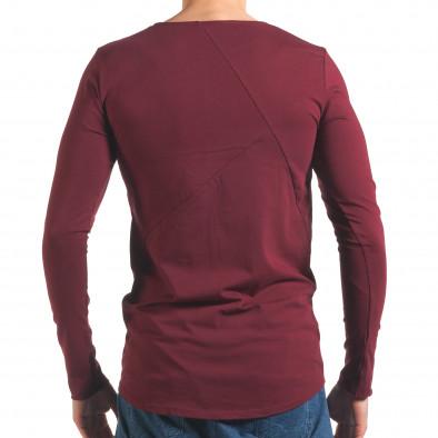 Bluză bărbați Black Fox roșie it250416-76 3