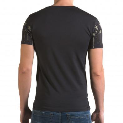 Tricou bărbați Lagos gri il120216-41 3