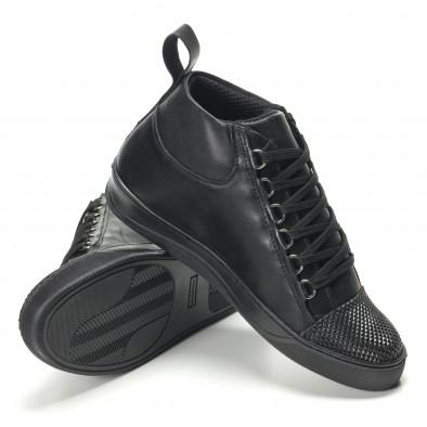 Teniși bărbați Shoes in Progress negri it140916-24 4