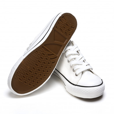 Pantofi sport bărbați Mondo Naturale albi It050216-12 4