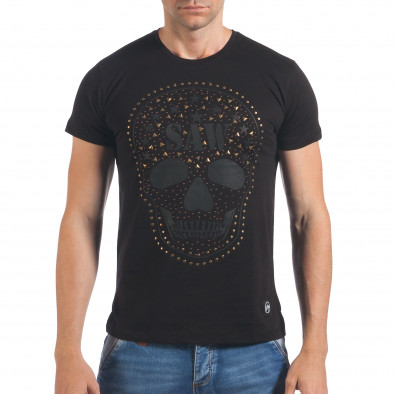 Tricou bărbați SAW negru il060616-22 2