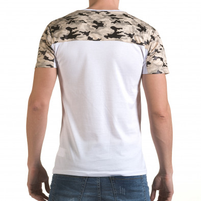 Tricou bărbați SAW camuflaj il170216-45 3