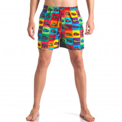 Costume de baie bărbați Y Chromosome curcubeu it260416-42 2