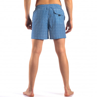 Costume de baie bărbați Bread & Buttons albastru it150616-18 3
