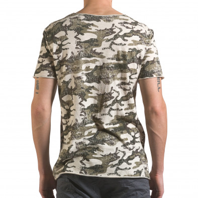 Tricou bărbați Wilfed camuflaj it110316-92 3