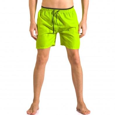 Costume de baie bărbați Yaliishi verde ca050416-25 2