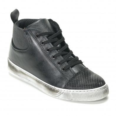 Teniși bărbați Shoes in Progress negri it140916-26 3