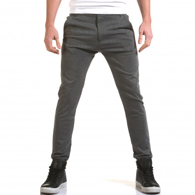Pantaloni bărbați Jack Berry gri it090216-28 2