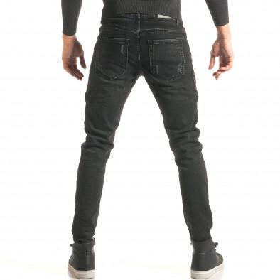 Blugi bărbați Always Jeans negri it181116-61 3