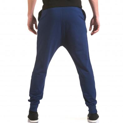 Pantaloni bărbați Franklin albastru il170216-138 3