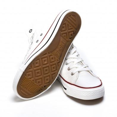 Pantofi sport bărbați Dilen albi it170315-9 4