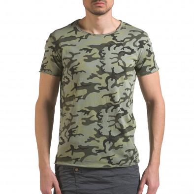 Tricou bărbați Wilfed camuflaj it110316-94 2