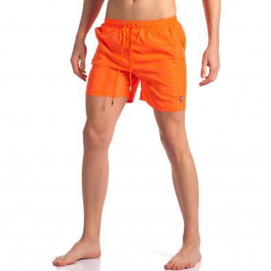 Costume de baie bărbați Graceful orange tsf250416-67 2