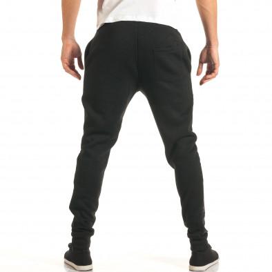Pantaloni bărbați Furia Rossa negru it191016-38 3