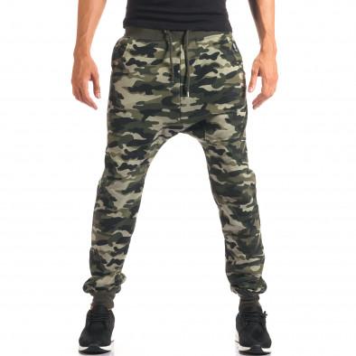 Pantaloni baggy bărbați Marshall camuflaj it160816-5 4