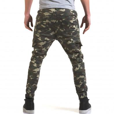 Blugi bărbați XZX-Star camuflaj it090216-13 3