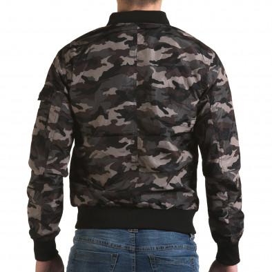 Jachetă de primăvară-toamnă Baci & Dolce verde bărbați it230216-1 3